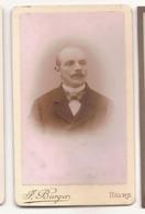 P 033 - LE HAVRE - J. Burger - Antiche (ante 1900)