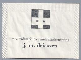 NL.- Puttershoek. Kristalsuiker. N.V. INDUSTRIE EN HANDELSONDERNEMING J.M. DRIESSEN. - Zucker
