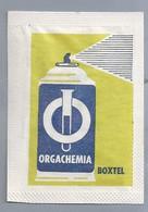NL.- Puttershoek. Kristalsuiker. BOXTEL. ORGACHEMIA. - Zucker