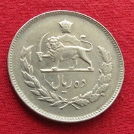 Iran 10 Rials 1973 / 1352 KM# 1178 Lt 357   Irão Persia Persien Perse Rial - Irán