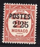 MONACO 1937 - Y.T. N° 152  - NEUF ** /1 - Unused Stamps