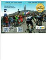 Tour De France 2016 - Etape MONTPELLIER-MONT VENTOUX Dépliant Touristique Et Programme  193 - Ciclismo