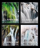 Croatia 2019 Mih. 1397/400 Waterfalls Of Plitvice Lakes MNH ** - Croazia