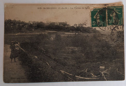 SAINT BRIEUC  22  La Vallée De Lou???? . A Reconnaitre 1910 - Saint-Brieuc