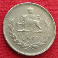 Iran 10 Rials 1969 / 1348 KM# 1178 Lt 78  Irão Persia Persien Perse Rial - Irán