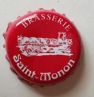CAPSULE MICRO BRASSERIE BELGIQUE BRASSERIE DE SAINT MONON -2 - Bier