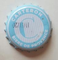 CAPSULE  MICRO BRASSERIE CARTERON BIERE DE PROVENCE FRANCE - Bier