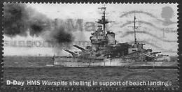 GB 2019 D Day Commemoration 1st Type 2 Good/fine Used [40/32893/ND] - 1952-.... (Elizabeth II)