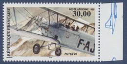 N° 62a Biplan Potez 25 Faciale 30 F - 1960-.... Ungebraucht