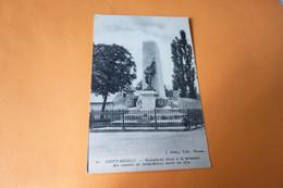 MONUMENT ELEVE A LA MEMOIRE DES ENFANTS DE SAINT-BRIEUC MORTS EN 1870 - Saint-Brieuc
