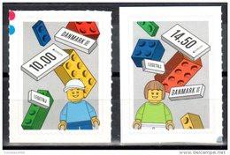 Denmark 2015 / Europa / 2 Stamps Selfadesive - 2015