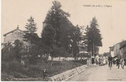 N°5524 R -cpa Vitrey -l'église- - Sonstige Gemeinden