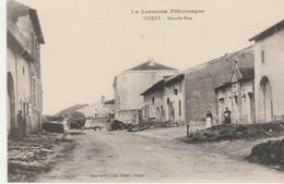 N°5525 R -cpa Vitrey -grande Rue- - Sonstige Gemeinden