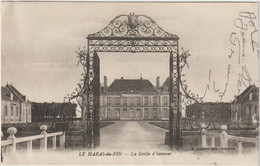 Le Haras-du-Pin-La Grille D'honneur --(D.9354) - Autres Communes