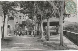 BIZANET CARTE PLACE DU LAVOIR - Otros Municipios