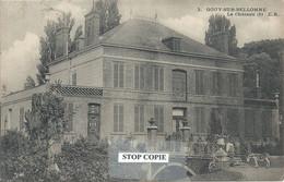 10 - 2020 - VANT - PAS DE CALAIS - 62 - GOUY SUR BELLONNE Ou GOUY En ARTOIS - Le Château - Petite Animation - Otros Municipios