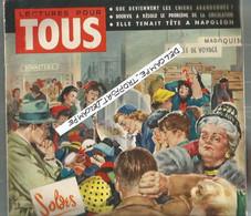 CC /  Revue LECTURE POUR TOUS 1954 @@ Deux Pages Dédiées à BOURVIL SCOOTER - Periódicos
