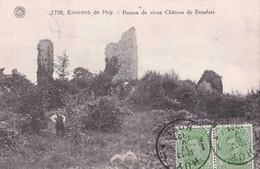 Huy - Ruines Du Vieux Château De Beaufort - Circulé En 1921 - TBE - Huy