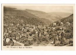 IDAR OBERSTEIN Stadt Der EDELSSEIN - Idar Oberstein