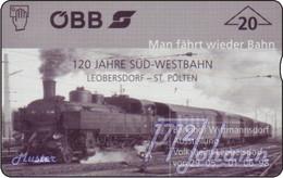 AUSTRIA Private: *Süd-Westbahn, 120 Jahre* - SAMPLE [ANK F314] - Austria