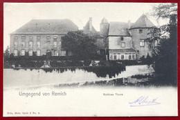 Luxembourg  Schloss Thorn . Umgegend Von Remich - Remich
