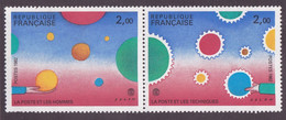 TIMBRE FRANCE N° 2199/2200 NEUF ** - Nuovi