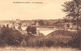 71-SAINT SERNIN DU BOIS-N°3867-B/0229 - Other Municipalities