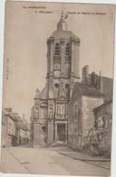 Béllême-Façade  De L'Eglise-(D.9360) - Autres Communes