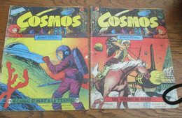 Lot De 2 COSMOS N° 10 Et 16 De 1957 ARTIMA - Arédit & Artima