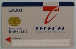 PORTUGAL - GSM - Sample Card - Fascimile Chip - Telecel - R - Telefonica