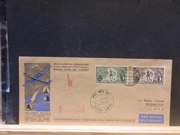 90/511A   LETTRE   BELGE  1946 VOL SABENA - Luftpost