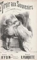 (VEND ) Le Tiroir Aux Souvenirs , DUCHESNE à L' Eldorado , Paroles H RYON , Musique R PLANQUETTE - Noten & Partituren