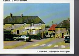 REF 521 CPM Normandie Le Mesnilbus Auberge Des Bonnes Gens - Ohne Zuordnung