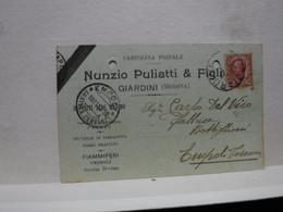 GIARDINI --MESSINA  ---   NUNZIO  PULIATTI & FIGLIO   DEPOSITI SALE MARINO - Messina
