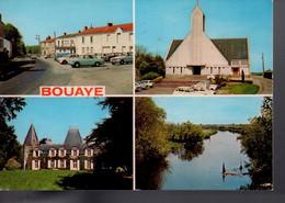 REF 521 CPSM 44 BOUAYE Multivues - Bouaye