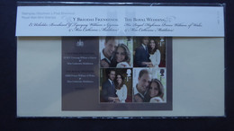 GREAT BRITAIN SG 3180MS THE ROYAL WEDDING MS   PRESENTATION PACK - Feuilles, Planches  Et Multiples