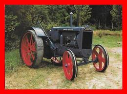 CPSM/gf Tracteurs.  Johnston-Harvester - 1930...L681 - Tractors