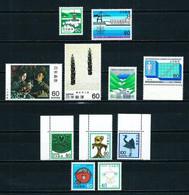 Japón Nº 1369/... Nuevo** - Nuovi
