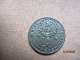 Mauritanie: 10 Ouguiya 1973 - Mauritania