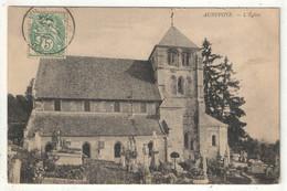 27 - AUBEVOYE - L'Eglise - Aubevoye