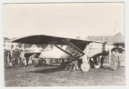 Aviation Avion USA 1927 Ryan SPIRIT OF ST LOUIS Lindberg N°40 AV Collection TRANSFUSINE Montreuil En 1964 VOIR DOS - 1919-1938: Interbellum