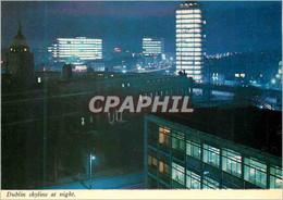 CPM Dublin Skyline At Night - Dublin