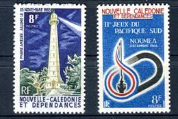 Nouvelle Calédonie - Yvert 327 & 328 ** - Cote 16,50 - NC 48 - Nuovi