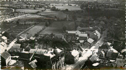 03 DOMERAT   Allier Vue Aérienne CPSM GF Epreuve Sommaire Combier 1954 Rancurel - Otros Municipios