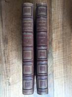 (arctique, Passage Du Nord-est) NORDENSKIÖLD : Voyage De La Vega, 1883-1885, 2 Volumes. - 1801-1900