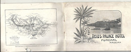 REID'S PALACE HOTEL. FUNCHAL . MADEIRA . 31 PAGES ILLUSTREES - Historical Documents
