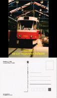 .Tschechien T3 SUCS Ev. č. 7253 Ve Vozovně Žižkov Tram Straßenbahn 2012 - Dresden