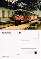Postcard .Tschechien Tram Straßenbahn 100 LET VOZOVNY ŽIŽKOV 2012 - Dresden
