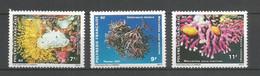 Timbre De Polynésie Française Neuf** N 376/378 - Polinesia Francese