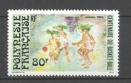 Timbre De Polynésie Française Neuf** N 382 - Polinesia Francese